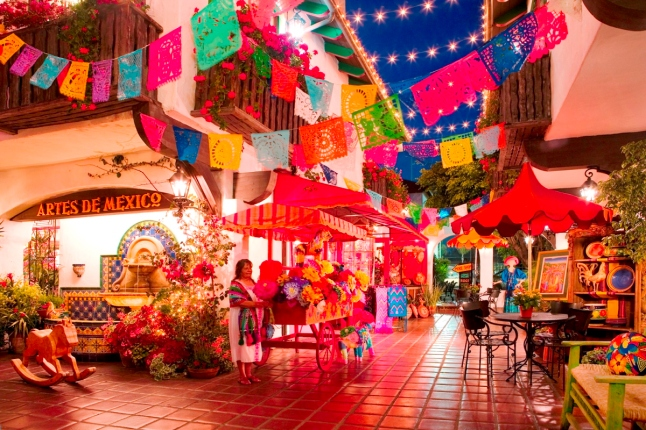 Mexican Food Town Center